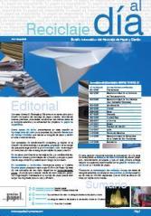 Boletín Reciclaje al Día nº 8, marzo 2009