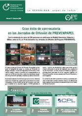 Boletín informativo del Programa Sectorial de PRL nº 4, diciembre 2005