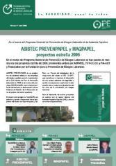 Bulletin of the POR Sector Program nº 5, April 2006