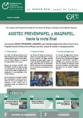 Boletín informativo del Programa Sectorial de PRL nº 6, julio 2006