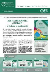 Boletín informativo del Programa Sectorial de PRL nº 7, octubre 2006