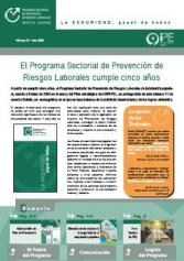Bulletin of the POR Sector Program nº 11, July 2008