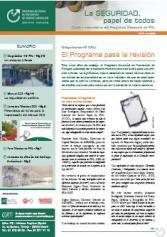 Boletín informativo del Programa Sectorial de PRL nº 14, octubre 2010