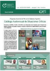 Boletín informativo del Programa Sectorial de PRL nº 12, junio 2009