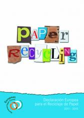 European Declaration on Paper Recycling 2011-2015