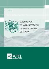 Diagnosis of Recovery of Paper and Board in Spain, 2003