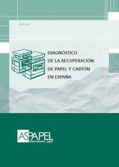 Diagnóstico de la Recuperación de Papel y Cartón de España, 2003
