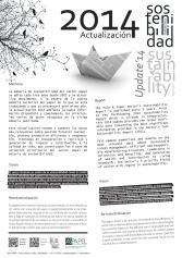 Actualización 2014 Memoria de Sostenibilidad