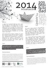 Sustainability Report Update'14