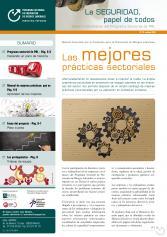 Boletín del Programa Sectorial de Prevención de Riesgos Laborales nº 15, octubre 2014