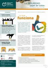 Boletín informativo del Programa Sectorial de PRL nº 16 - diciembre 2014