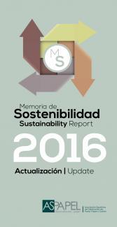 Actualización 2016 Memoria de Sostenibilidad