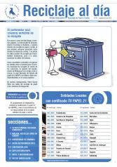 Boletín Reciclaje al Día nº 21, septiembre 2013