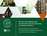 Sectorial Guide for the operations of loading and unloading of trucks. Review 2019 (in Spanish only)